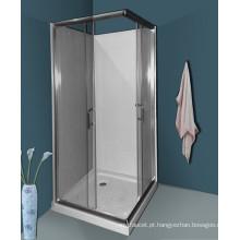 Banheiro, quadrado, simples, chuveiro, sala, com, backboard, (a03003)
