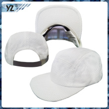 Чистый цвет 100% полиэстер пользовательские 5 панельных шляп
