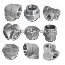 Forged Stainless Steel Threaded Tee
