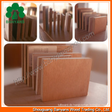 Bbbb Bbcc Grade Commercial Sperrholz (1220X2440X6mm bis 18mm)