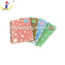 Cheap Colorful Hardcover Spiral Notebook Wholesale