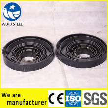 Round 42.2mm steel pipe with thickness 1.65-9.70mm