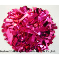 Metallic Hot Pink POM Poms