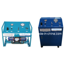 Oil Free Oilless Air Booster Gas Booster High Pressure Compressor Filling Pump (Tpds-25)