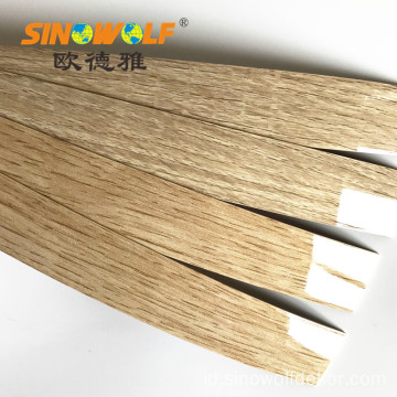 High Gloss Plastik PVC / ABS Wood Edge Banding