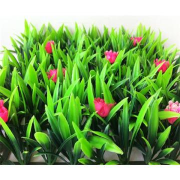 Природа сад искусственный ковер цена трава с цветами