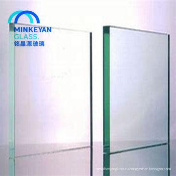 хорошее качество закаленное стекло перила для лестницы