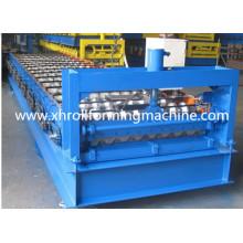 Máquina de laminação de rolo de painel de telhado quente