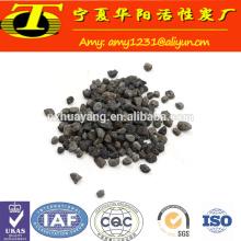 Umwelt-technische Grade Schwamm Eisenpulver Filtermedien hergestellt in China
