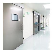 Stainless steel automatic sliding door hospital hermetic door