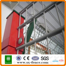 PVC Coated Double  Fence(factory)