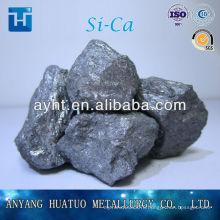 China Si Ca/Ferro Silicon Calcium/Calcium Silicon Supply/Export/Manufacture