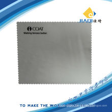 optical lens cleaning cloth 80%polyester 20%polyamide glasses cleaning cloth