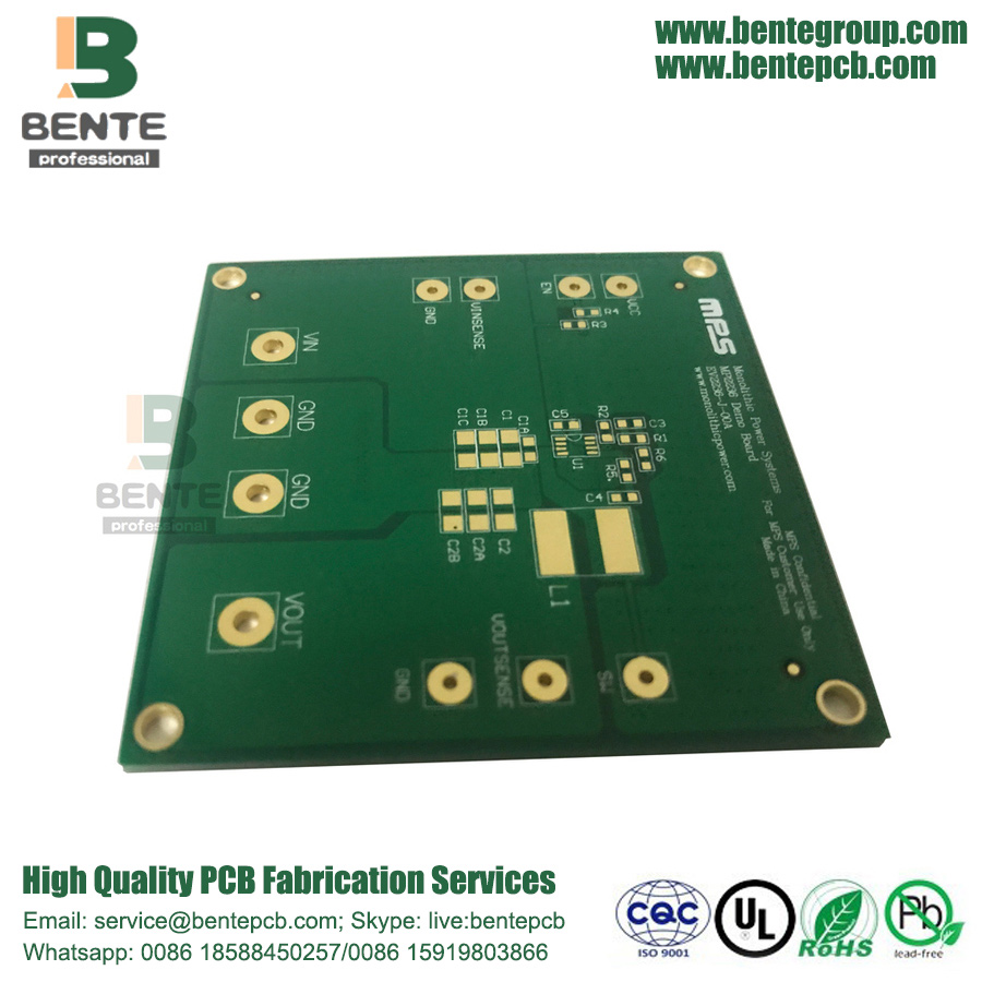 Standard PCB Manufacturing Assembly with Best Price