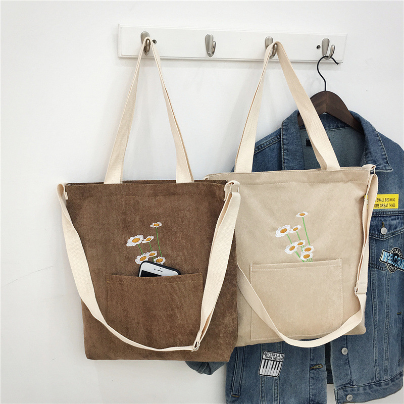 Tote Bags Embroidery