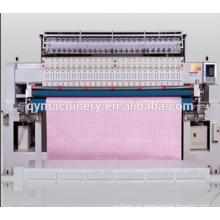 Flaches Quilt 33 Head Chain Stitch Bekleidung Computerized Stickerei Quilten Maschine