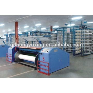 Máquina de urdidura / urdidura de alta velocidade HYXZ-210 para teares