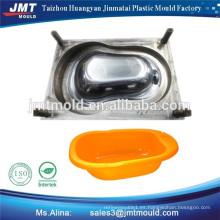 fabricante de alta calidad del moldeado de la tina de baño del bebé de la inyección plástica