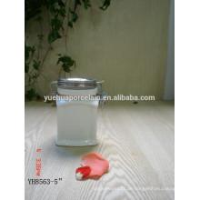 Hot Style Kaffee Keramik luftdichte Lagerung Kanister zum Verkauf