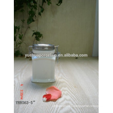 Hot Style coffee ceramic airtight storage canister for sale