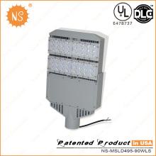 9900lm 90W Светодиодная уличная лампа UL Dlc в списке