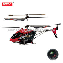 Syma S107C rc helicopter with wireless camera ,3ch helicopter metal toys