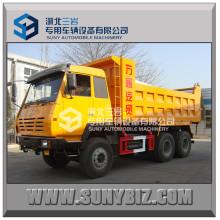 30t China Shacman 6X4 290HP Muldenkipper