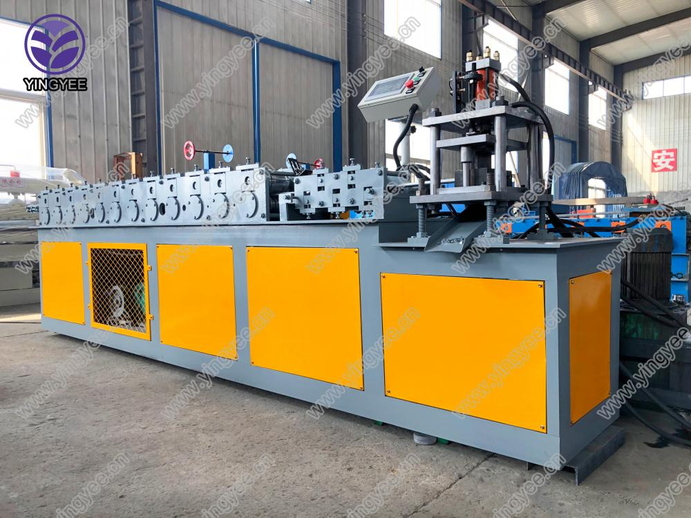 Roller Shutter Slate Roll Forming Machine From Yingyee33