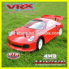 1/10 X-ranger EBL Supertourisme, nouvelle voiture rc, voiture rc drift avec système d'éclairage