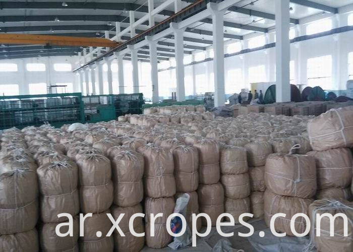 pp rope and nylon rope