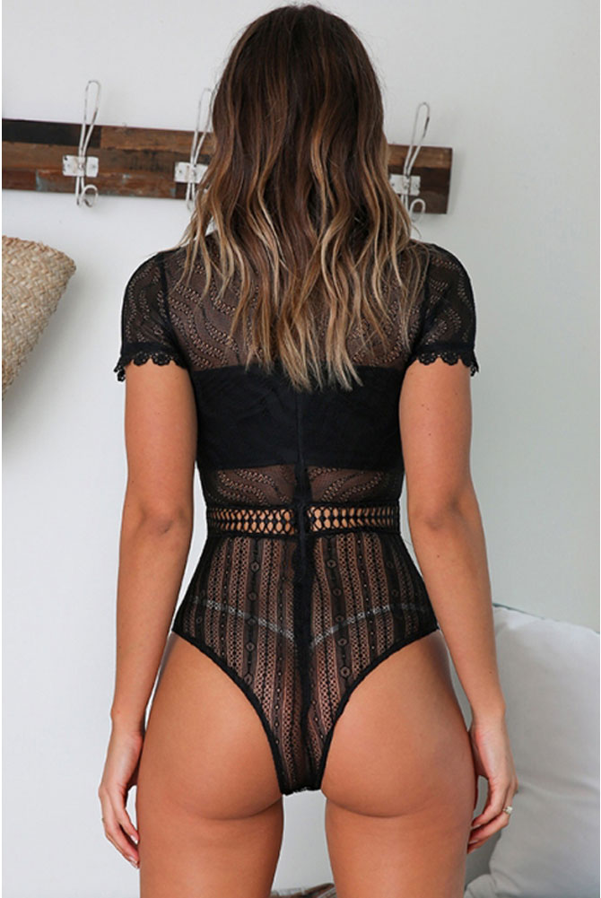 Lightly Body Control Bodysuit