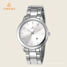 Mode Frauen Quarz Edelstahl Analog Armbanduhr Armband 71094