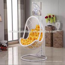 Chaise d'oscillation en bambou de rotin de High End Warterproof
