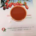 2018 sans ajout de Brix (13%) 100% Ningxia baies de goji goji