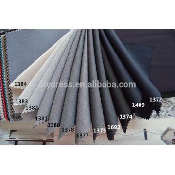 Чистая ткань для костюмов китайского завода непосредственно продажи специально на заказ Ваш собственный Мужские костюмы, наборы TR32-13 человек дизайн костюмов