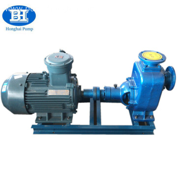 Self Priming Stainless Steel Impeller Pump For Sea Water