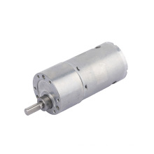 Custom large torque eccentric shaft dc motor with gearbox