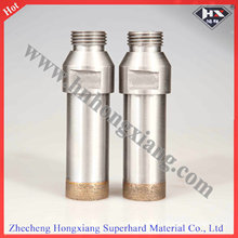 1/2 Gas Diamond Drill Bit for Glass