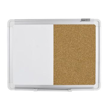 Venta al por mayor Combined Magnetic Whiteboard Bulletin Board