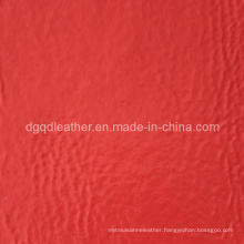 Eco-Friendly Breathable PU Furniture Leather (QDL-FB0039)