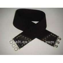 Cinturón elástico de moda