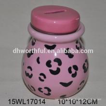 2015 new design hot sale ceramic saving box