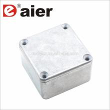 Caixa do alumínio do cerco do hammond do pedal do efeito da guitarra 1590LB