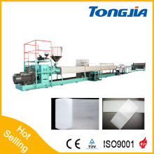 Popular! PE Foaming Sheet and Film Extrusion Machine EPE Sheet Production Line