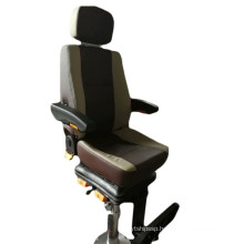 PU captain chair boat driving seats ship driving seat barge chair