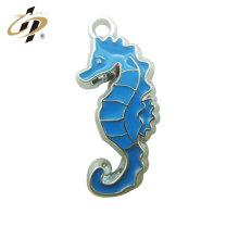 Chine bon prix coulage émail doux Hippocampus japonicus personnalisé cadeau pendentif pour les vacances