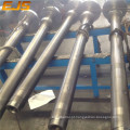único barril para barril de extrusora/alta qualidade para a máquina extrusora de plástico
