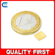 Made in China Hersteller & Fabrik $ Supplier High Quality Gold Neodym Magnet