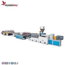 Máquina de fazer placa de espuma de PVC WPC