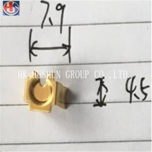 Maßgeschneiderte Messingklemme für Power Tool Kohlebürste (HS-BT-002)